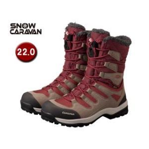 SNOW CARAVAN/スノーキャラバン  0023010 ウィンターブーツ SHC-10 (ボル...