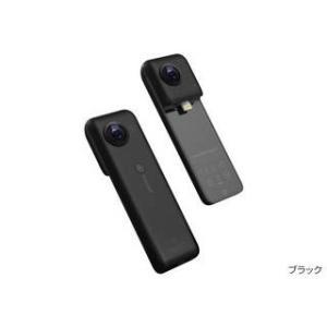 CINNANSA 手軽に360度の全天球写真や動画が撮影可能。iPhoneに接続できる4K・2000...