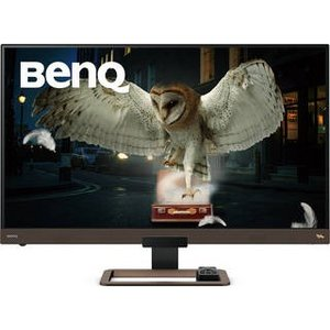 BenQ ベンキュー  納期未定 IPSパネル採用 4K対応32型ワイド液晶ディスプレイ (HDR400/HDRi/2.1chスピーカー) EW3280U|murauchi3