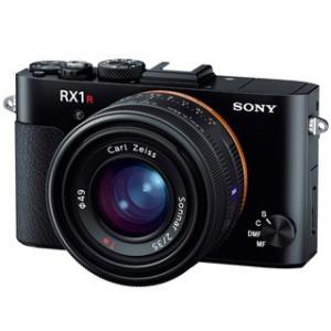 DSCRX1RM2 高解像4240万画素の35mmフルサイズセンサーを手のひらサイズの小型ボディに搭...
