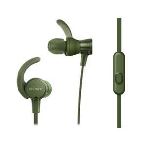 MDRXB510ASG スポーツシーンでも音楽を存分に楽しめる。こだわりの重低音と防水性能