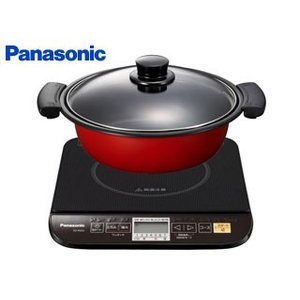 【nightsale】 Panasonic/パナソニック  KZ-PG33-K 卓上IH調理器 (ブ...