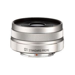 PENTAX/ペンタックス  PENTAX-01 STANDARD PRIME(シルバー) 標準単焦点レンズ |murauchi3