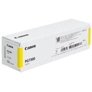 CANON/キヤノン  ビジネスインクジェット複合機用インクタンク PG7300 イエロー 2859...