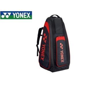 BAG1819 テニスラケットが最大6本収納可能な自立式スタンドバッグ。