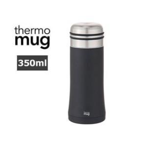 【nightsale】 thermo mug/サーモマグ  SV16-35-BLK スマートボトルS (ブラック)