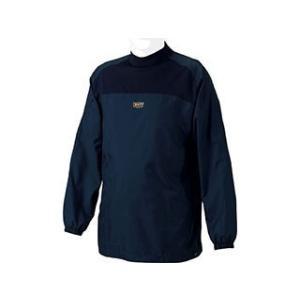 ZETT/ゼット  少年用 ウインドレイヤーシャツ 140cm (ネイビー) BO215WJ-2900 murauchi3