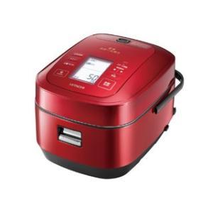 HITACHI/日立  ●RZ-AW3000M(R) 圧力スチームIH 炊飯器 5.5合【ふっくら御...