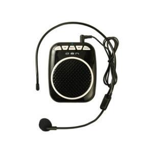 OEN/オーエン  OLS-5(BK) ブラック ポータブル拡声器
