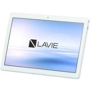 NEC  10.1型Androidタブレット LAVIE Tab E TE410/JAW PC-TE410/JAW ホワイト|murauchi3