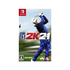 テイクツー・インタラクティブ・ジャパン  ゴルフ PGAツアー 2K21【Switch】|murauchi3