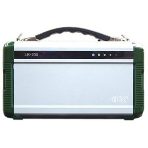 PIF/ピーアイエフ  LB-200 ポータブル蓄電池 【DEAR LIFE】|murauchi3