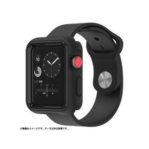 OtterBox オッターボックス  納期未定 EXO EDGE ケース for Apple Watch Series 3 42mm Black 77-63618|murauchi3