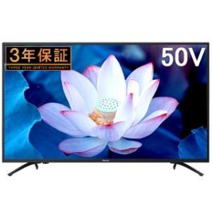Hisense ハイセンス  50F68E 50V型4K液晶テレビ 【hisensetv】|murauchi3