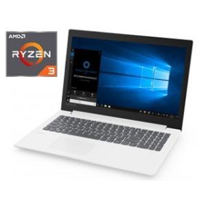 Lenovo/レノボ  15.6型ノートPC ideapad 330(AMD Ryzen 3 2200U/256GB SSD/Radeon Vega3) 81D200P5JP ブリザードホワイト|murauchi3
