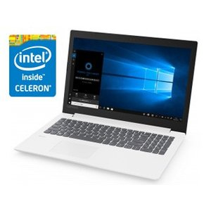 Lenovo/レノボ  15.6型ノートPC ideapad 330(Celeron/128GB SSD/Office H&B 2019) 81DE02WVJP ブリザードホワイト|murauchi3
