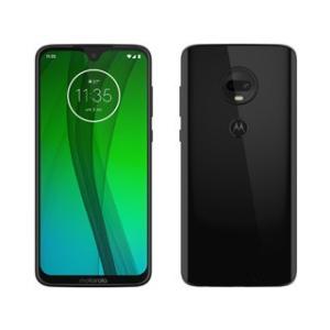 Motorola/モトローラ  6.24型SIMフリースマートフォン Moto G7 PADY0000JP セラミックブラック|murauchi3