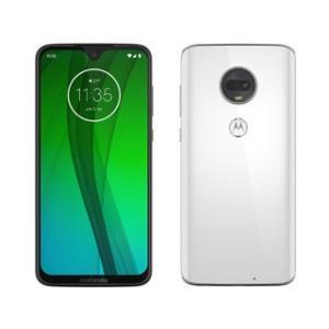 Motorola/モトローラ  6.24型SIMフリースマートフォン Moto G7 PADY0001JP クリアホワイト|murauchi3
