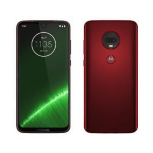 Motorola/モトローラ  6.24型SIMフリースマートフォン Moto G7+ PLUS プラス PADU0002JP ビバレッド|murauchi3