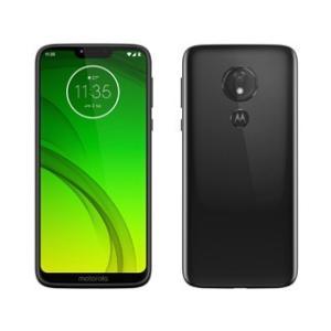 Motorola/モトローラ  6.2型SIMフリースマートフォン Moto G7 Power パワー PAEK0002JP セラミックブラック|murauchi3