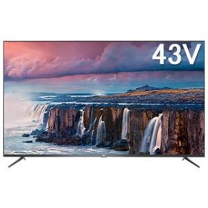 TCL  43P8B 43V型 4K スマート液晶テレビ 【送料無料※お届けは玄関先まで】|murauchi3