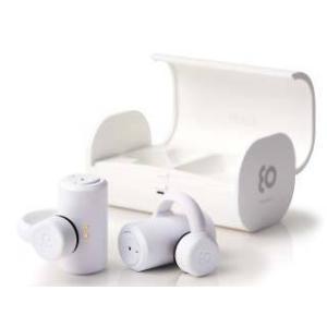 BoCo  耳をふさがずに聴く 骨伝導トゥルーワイヤレスイヤホン PEACE TW-1 ホワイト PEACETW1WH|murauchi3