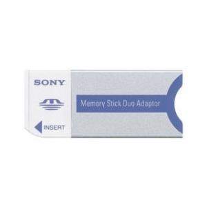 SONY/ソニー  【納期未定】メモリースティック Duoアダプター MSAC-M2|murauchi3