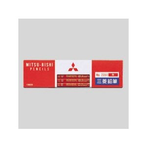 uni/三菱鉛筆 朱鉛筆 K2351の関連商品4