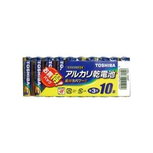 LR6L10MP アルカリ乾電池 お買い得パック  アルカリ乾電池単三形 10本入