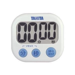 TANITA/タニタ  TD-384-WH でか見えタイマー (ホワイト)
