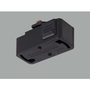 ODELIC/オーデリック  LD7010BT ライティングダクトレール用引掛シーリング【ブラック】