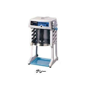IKENAGA/池永鉄工  【Swan/スワン】SI-150SS 業務用 電動式ブロックアイスシェーバー(ベルト駆動式)|murauchi3