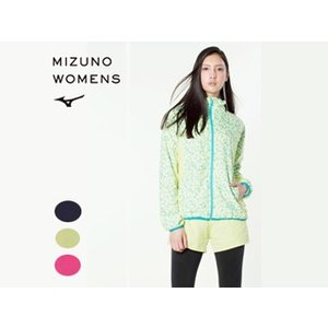 mizuno/ミズノ  【在庫限り】32MF6311-65 クロスティック レディースウィンドブレーカーショートパンツ 【S】(ピンク)