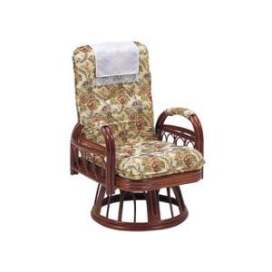 HAGIHARA/ハギハラ【メーカー直送代引不可】  ギア回転座椅子 RZ-923|murauchi3
