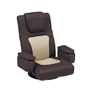 HAGIHARA/ハギハラ【メーカー直送代引不可】  【Legless Chair】座椅子 LZ-082BR|murauchi3