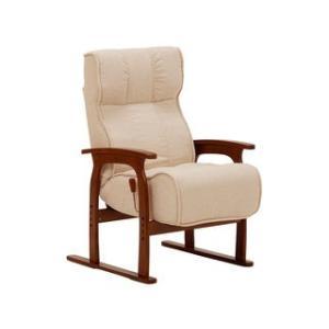 HAGIHARA/ハギハラ【メーカー直送代引不可】  座椅子 アイボリー LZ-4303IV|murauchi3