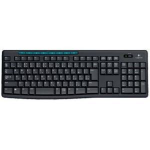 Logicool/ロジクール  Logicool Wireless Keyboard ブラック K275|murauchi3