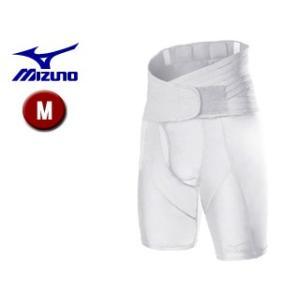 mizuno/ミズノ  52JJ5A90-01 バイオギア ゴルフ専用腰サポーター メンズ 【M】 (ホワイト) murauchi3