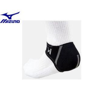 mizuno/ミズノ 50MS100-03 ジュニア カカトサポーター 【フリーサイズ】 (ブラック)