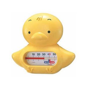 EMPEX  EMPEX 浮型 湯温計 うきうきトリオ ヒヨコ TG-5154 イエロー