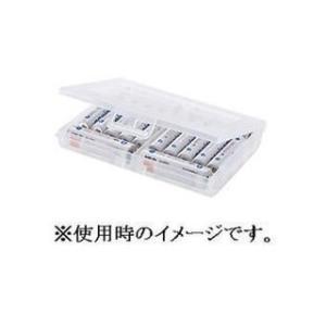 サンワサプライ  電池ケース(単3形、単4形対応・クリア) DG-BT5C|murauchi3