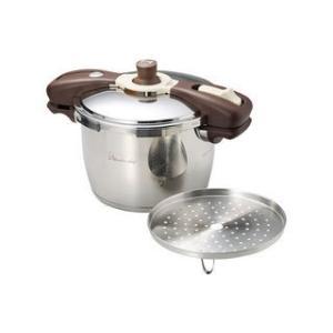 21901805 日本最高クラスの超高圧力で調理しますので、一般的な圧力鍋より早く調理が可能です。