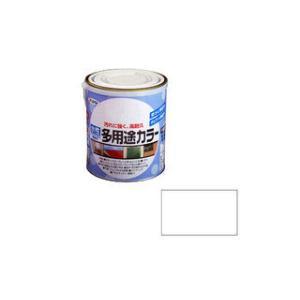 ASAHIPEN/アサヒペン  水性多用途カラー 1.6L 白