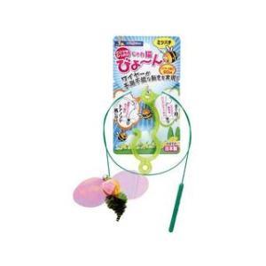 300706000 約60cmのワイヤーの先にハチがいてびょんびょん楽しいおもちゃ。