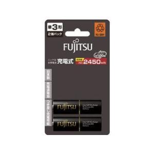 FDK  【Fujitsu/富士通】ニッケル水素充電池 高容量タイプ 単3(4個) HR3UTHC4B|murauchi3