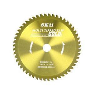 SK11 MULTIチップソー 165×52Pの関連商品7