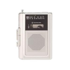 KOIZUMI/コイズミ  SAD-1240-S(シルバー) ポータブルラジカセ|murauchi3