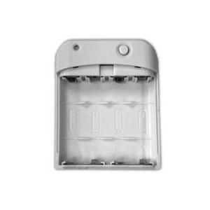 HIDISC  HIDISC microUSBケーブル付き 乾電池式充電器 HD-AA4WHM HD-AA4WHM|murauchi3