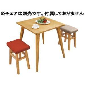 東谷/あづまや  【Bambi/バンビ】天然木 ダイニングテーブル CL-786TNAの写真