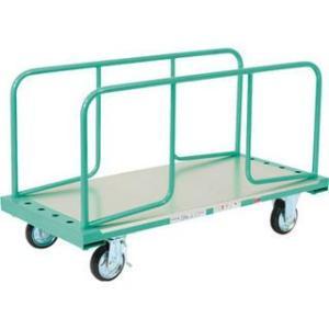 TRUSCO/トラスコ中山  【代引不可】長尺用運搬車 サイドハンドルH900型 1300X602/TDPT-250-92|murauchi3
